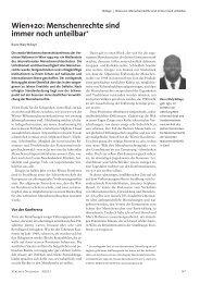 Bilanz zieht Bacre Waly Ndiaye - Deutsche Gesellschaft für die ...