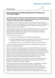 Hessische Kommunen entwickeln Erfolgskriterien für Bildung und ...