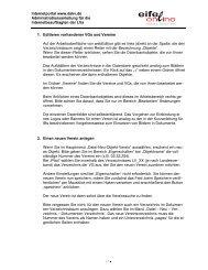 Internetportal www.dskv.de Administrationsanleitung für die ...
