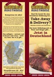 Take-Away & Delivery? - Franchise Pool International