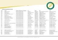 kooperationspartner golfclubs 2013 - Golf & Country Club Fleesensee