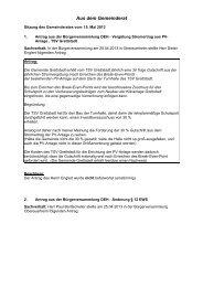 Gemeinderatssitzung vom 2013.05.15.pdf - Grettstadt