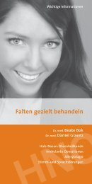 INFO-PDF - HNO-Gemeinschaftspraxis Dr. Bok/Dr. Glaenz, Tübingen