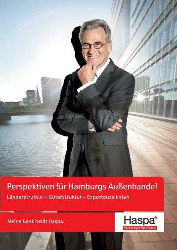 Perspektiven für Hamburgs Außenhandel. Länderstruktur - HWWI