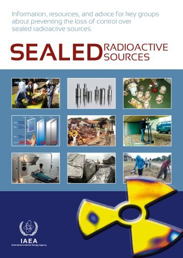 Sealed Radioactive Sources - International Atomic Energy Agency