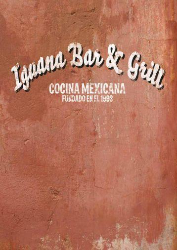 EntrEmEs & sopas - Iguana Bar & Grill