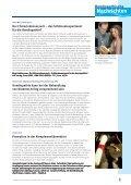 Homöopathische Nachrichten - Verlag Peter Irl - Page 3