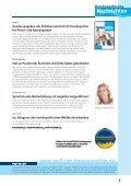 Homöopathische Nachrichten - Verlag Peter Irl - Page 5