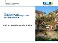 Thoraxschmerz: Evidenzbasierte Diagnostik des Orthopäden (PDF ...