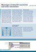 Effizient zu Analysen und Reports - measX - Seite 6