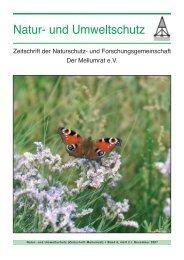 Heft 2, 2007 - Der Mellumrat eV