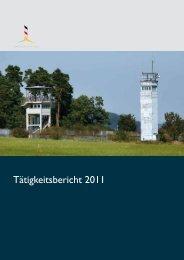 Tätigkeitsbericht 2011 - Gedenkstätte Point Alpha