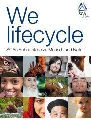 SCAs Schnittstelle zu Mensch und Natur
