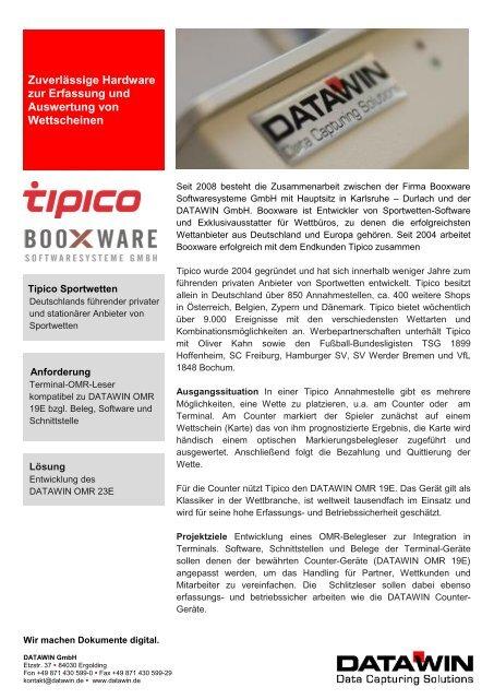 Tipico Card Aktivieren