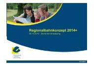 Stand der Umsetzung - Zweckverband Grossraum Braunschweig