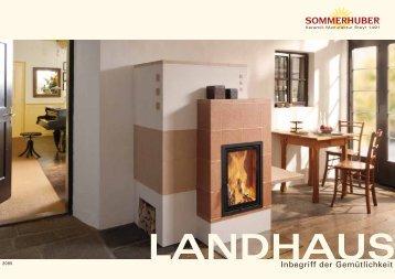 Landhaus - Sommerhuber