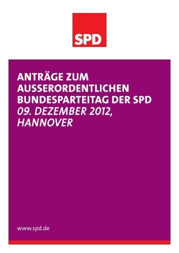 Antragsbuch [ PDF , 161 kB ] - SPD