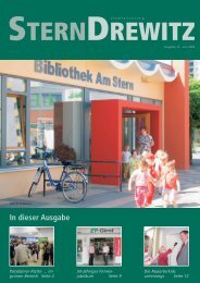 Ausgabe 13, Juni 2006 - Stadtkontor