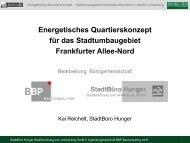 Energetisches Quartierskonzept für das ... - Stattbau.de