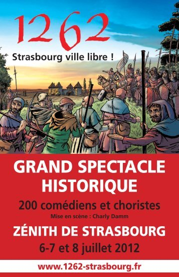 4 pages en  version PDF - Strasbourg, ville libre