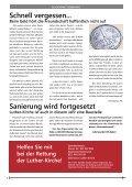finden Sie den neuen Blickpunkt Gemeinde (Nr. 126 - April 2013)... - Seite 2