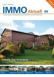 IMMO Aktuell 01/2014 - Volksbank Lüneburger Heide eG
