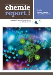 chemie report - Verband der Chemischen Industrie e.V.