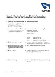 Bekanntmachung Buhnen 2012 Abz Emmerich - Wasser- und ...