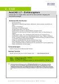 Schulungskatalog 2013 - 3D CAD GmbH - Page 6