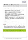 Schulungskatalog 2013 - 3D CAD GmbH - Page 7