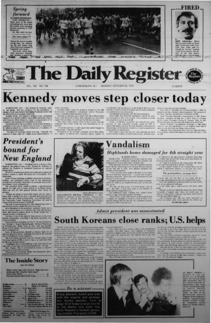 3  Miniature  Newspapers /'Kennedy Assasiniation/' 1963 Dollhouse 1:12 scale