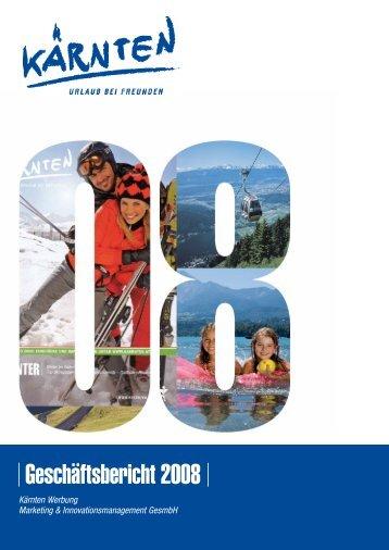 Geschäftsbericht 2008 - 3DAK