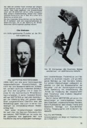 beltierabteilung Otto WETTSTEIN-WESTERSHEIMB