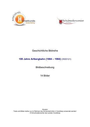 3500121 Arlbergbahn Text