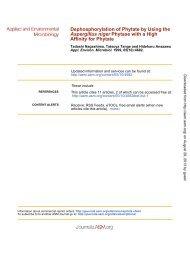 Dephosphorylation of Phytate by Using the Aspergillus niger ...