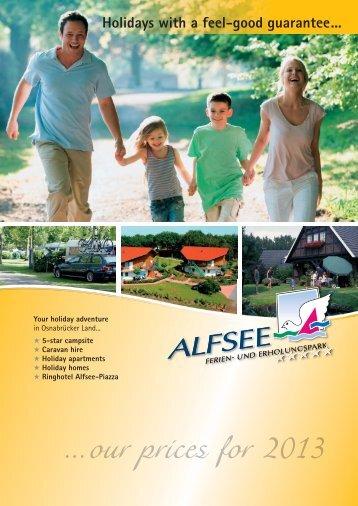 P - Alfsee Ferien- und Erholungspark