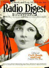 Call Book - AmericanRadioHistory.Com