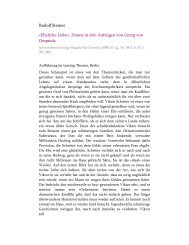«Eheliche Liebe». Drama in drei Aufzügen von Georg von Ompteda