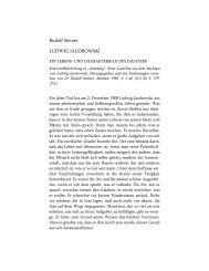 Ludwig Jacobowski — Ein Lebens– und Charakterbild des Dichters