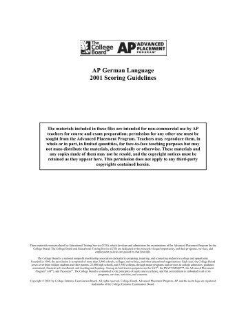 Ap Lang 2001 Essay Format - image 10