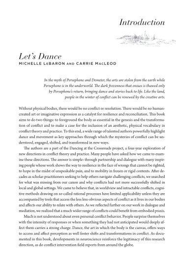 Introduction Let's Dance - American Bar Association