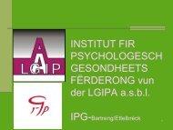 IPSM-bordie - Spontan ADD asbl