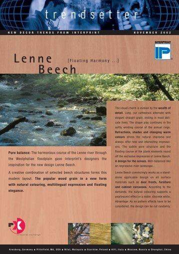 Lenne Beech - Interprint