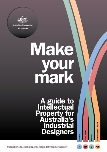 Make Your Mark PDF - IP Australia