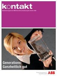 Generations: Ganzheitlich gut