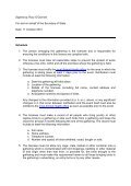 General licence to arrange a fair, market, show ... - ARCHIVE: Defra - Page 2