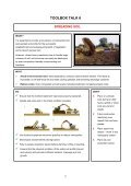 Toolbox Talks - ARCHIVE: Defra - Page 7