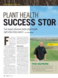 Two supers discover better plant health right when they need it. By ...