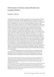 9/NEJ1 - Journal of Art Historiography