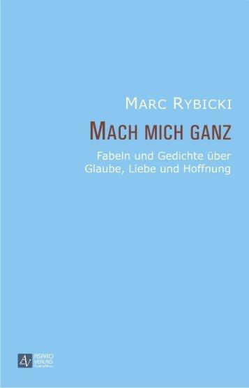 MACH MICH GANZ - Asaro Verlag